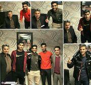 عکس  بازیکنان جدید پرسپولیس قراردادشان را ثبت کردند