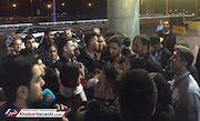 دستگیری استقبال کنندگان در فرودگاه امام!