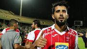 بشار رسن بالاخره به تهران رسید