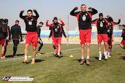 20 پرسپولیسی در اردوی بازی با استقلال خوزستان