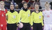 گلاره ناظمی کاندیدای قضاوت جام جهانی فوتسال ۲۰۲۰ آقایان