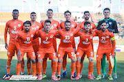 ترکیب تیم سایپا مقابل الریان قطر اعلام شد