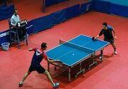 سومی پینگپنگباز قمی در تور تنیس روی میز نوجوانان