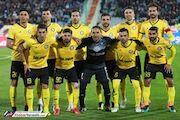 بازیکنان پارس دوباره اعتصاب کردند