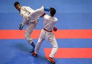کسب ۲۵ نشان مسابقات بینالمللی کاراته