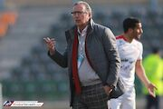 لیکنز: بازیکنانمان استرس داشتند
