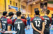 دعوت از ۱۶ بازیکن به اردوی تیم ملی فوتسال