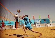 معرفی تیمهای برتر مسابقات والیبال ساحلی جانبازان و معلولان