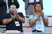 مارادونا ناگهان پدر سه فرزند جدید شد!
