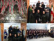 قهرمانی تهران در مسابقات قهرمانی شنا بانوان