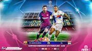 بارسلونا – لیون؛ رؤیای قهرمانی در مادرید