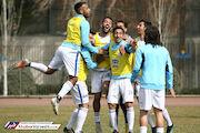 گزارش تصویری| تمرین استقلال در غیاب بازیکنان اصلی