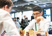 طلای افتخارآمیز فیروزجا در قهرمانی شطرنج جهان