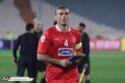 حسینی: به تیم ملی امید، امید داریم