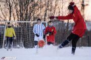 روایت جذاب یوفا از فوتبال در قطب شمال