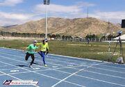 ۲ رکورد ملی در انتخابی تیم ملی دوومیدانی شکست