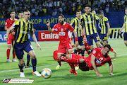 گزارش تصویری| حذف نایب قهرمان آسیا از لیگ قهرمانان