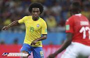 کدام بازیکن در لیست برزیل جانشین نیمار شد؟