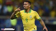 مهاجم برزیلی شاکی از انتقادات!