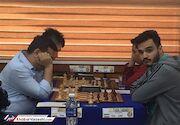 طباطبایی قهرمان شطرنج کوپر سوئیس شد