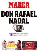 روزنامه مارکا| دُن رافائل نادال