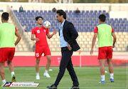حضور پررنگ فرهاد مجیدی در لیگ برتر