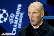 چهار نامزد جایگزینی زیدان در رئال مادرید