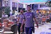 گزارش تصویری| پرواز کاروان تیم ملی والیبال ایران به سمت ژاپن