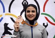 علیپور و بهمنیار طلاییهای ایران در مسکو