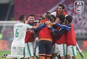 عراقیها قهرمان آسیا را شکست دادند