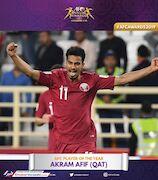 واکنش عفیف به کسب جایزه بهترین بازیکن آسیا