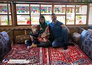 واکنش دالیلا استراماچونی به خبر جدایی همسرش از استقلال؛ باور کردنی نیست!