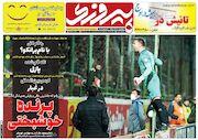 روزنامه پیروزی| پرنده خوشبختی