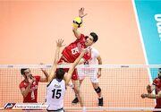 اعلام ساعت بازیهای ایران در والیبال انتخابی المپیک