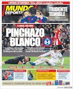 روزنامه موندو| سفید لرزان