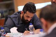 قبولی معروف در آزمون نهایی انتخابات کمیسیون جهانی