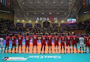 اعلام فهرست تیم ملی والیبال ایران برای انتخابی المپیک