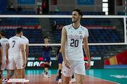 یلی امتیازآورترین بازیکن ایران در نخستین بازی