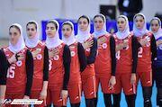 دومین شکست زنان والیبال ایران در انتخابی المپیک