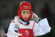 کیمیا علیزاده نمیتواند در المپیک برای آلمان مبارزه کند