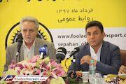 مخالفت سپاهان با حضور قلعهنویی در تیم ملی