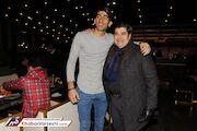 بیرانوند: سالار عقیلی عاشق کریس رونالدو است!