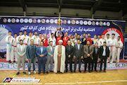 ایران مال قهرمان لیگ برتر کاراته شد