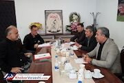 پرسپولیسیها تشکیل جلسه دادند