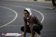 وزیر ورزش به سریعترین دختر ایران: خیالت راحت باشد!