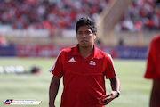 بازیکن پرویی تراکتور دیدار مقابل پارس جنوبی را از دست داد