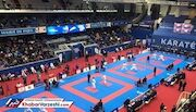 لیگ برتر مردان و زنان کاراته ایران لغو شد