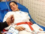 حمیده عباسعلی: بهسختی سهمیه المپیک گرفتم، امیدوارم برگردم