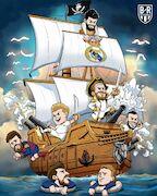 کارتون| دزدان دریایی مادرید