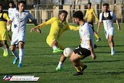 گزارش تصویری  تمرین سبک قلعهنویی برای بازیکنان سپاهان